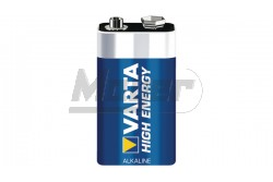Elem 6F22 9V High Energy VARTA  VAR-4922